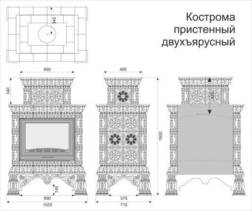 Кострома 2
